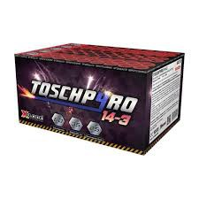 Toschpyro Batterie 14-3