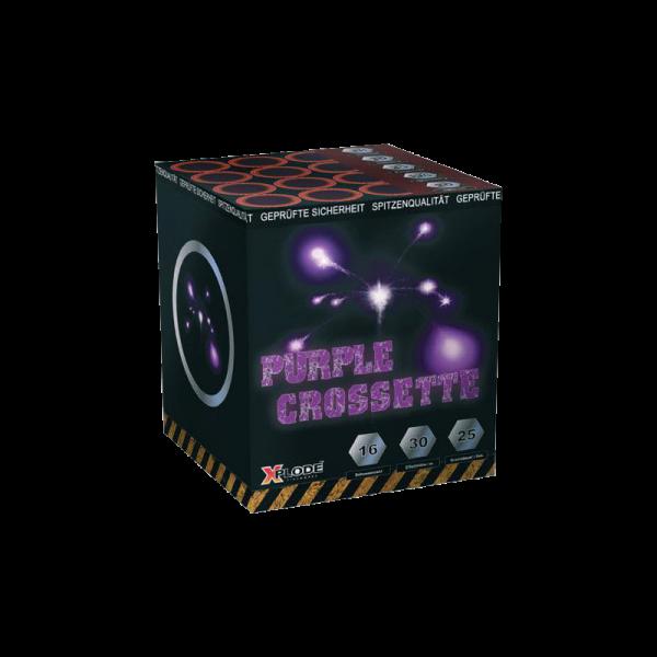 Purple Crossette