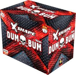 Dumbum X-Shape