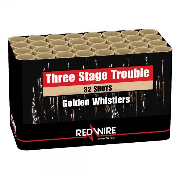 Three Strage Trouble
