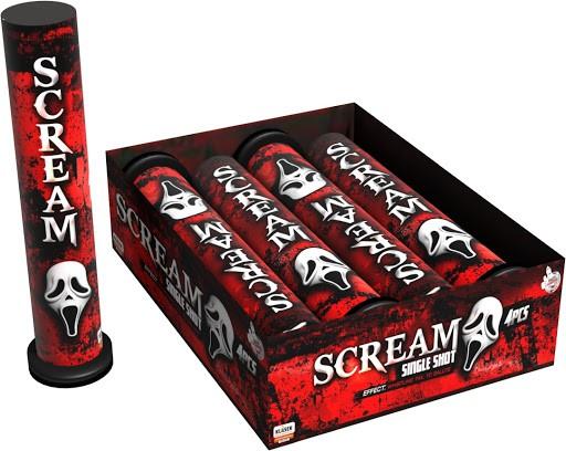 Scream Single Shot