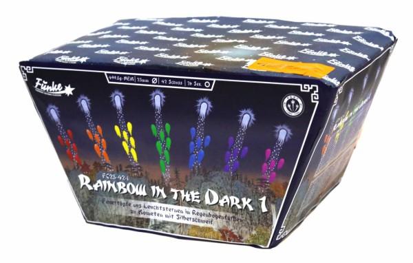 Rainbow in the dark 1