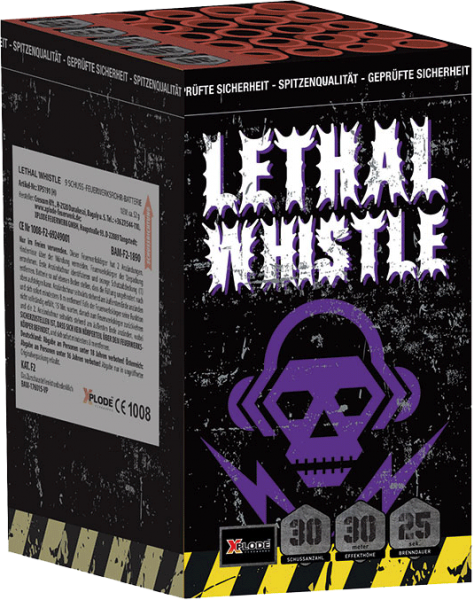 Lethal Whistle